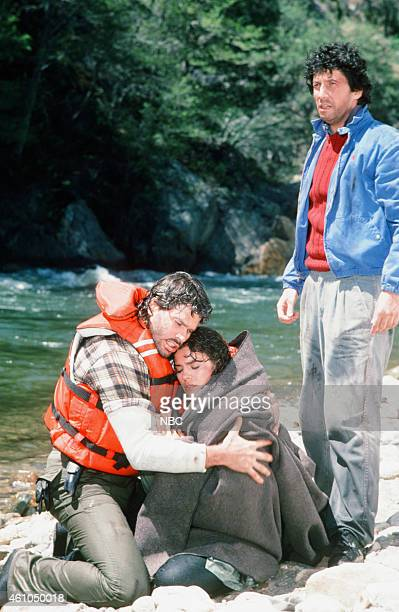 LIVES 'Kern River' Pictured Peter Reckell as Bo Brady Kristian Alfonso as Hope Brady Charles Shaughnessy as Shane Donovan