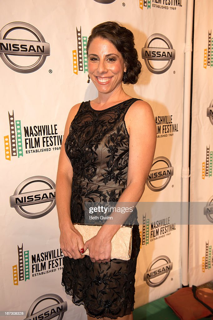 Kerri Gawryn of the film 'A Lovely Day' attends the 2013 Nashville film festival at Green Hills Regal Theater on April 22, 2013 in Nashville, Tennessee.