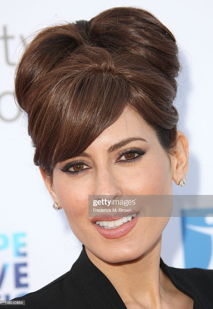 Kerri Kasem attends the City of Hope's Music And Entertainment Industry Group Honors Bob Pittman at The Geffen Contemporary at MOCA on June 12, 2012 in Los Angeles, California.