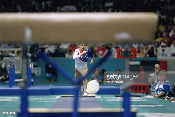 Gymnastics Vault Stock Photos and Pictures | Getty Images