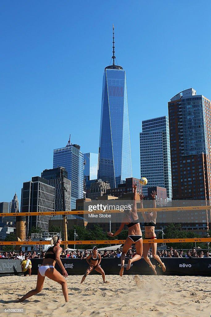 AVP New York City Open - Day 3