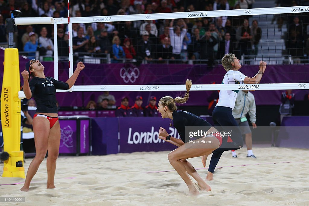 Olympics Day 1 - Beach Volleyball | Getty Images