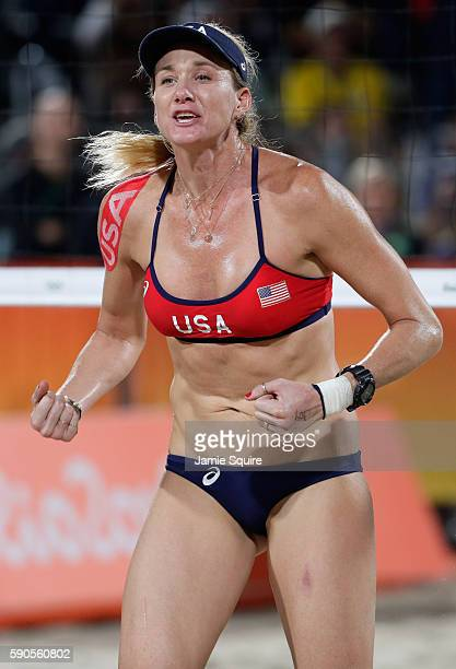 Kerri Walsh Jennings Stock Photos And Pictures Getty Images