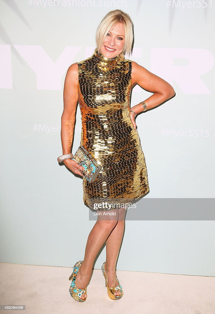 <a gi-track='captionPersonalityLinkClicked' href=/galleries/search?phrase=Kerri-Anne+Kennerley&family=editorial&specificpeople=239056 ng-click='$event.stopPropagation()'>Kerri-Anne Kennerley</a> arrives at the Myer Spring Summer 2014 Fashion Launch at Carriageworks on August 7, 2014 in Sydney, Australia.