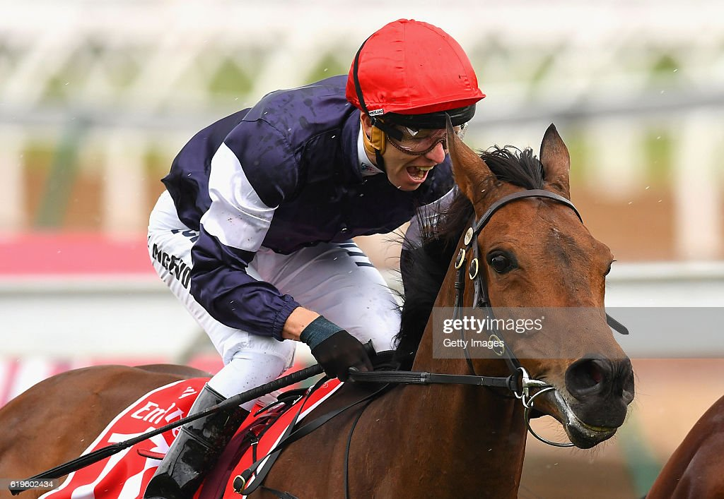 Highlights From Emirates Melbourne Cup Day