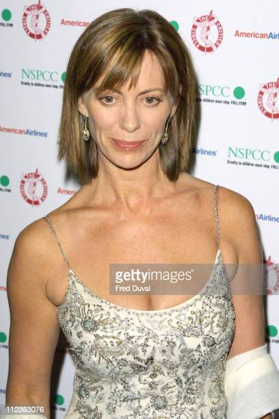 Kerry Armstrong during The 23rd Awards Of The London Film Critics' Circle held at the Dorchester Hotel In Aid Of NSPCC at Dorchester Hotel in London...
