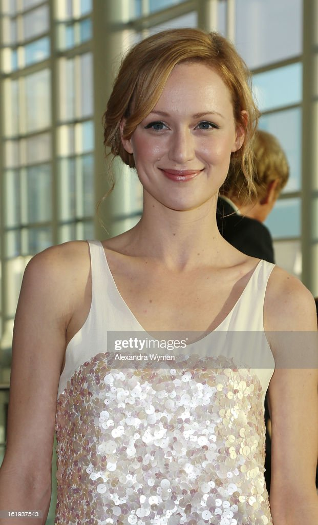 Kerry Bishe at The 2013 Writers Guild Awards Arrivals held at The JW Marriott Los Angeles at L.A. LIVE on February 17, 2013 in Los Angeles, California.