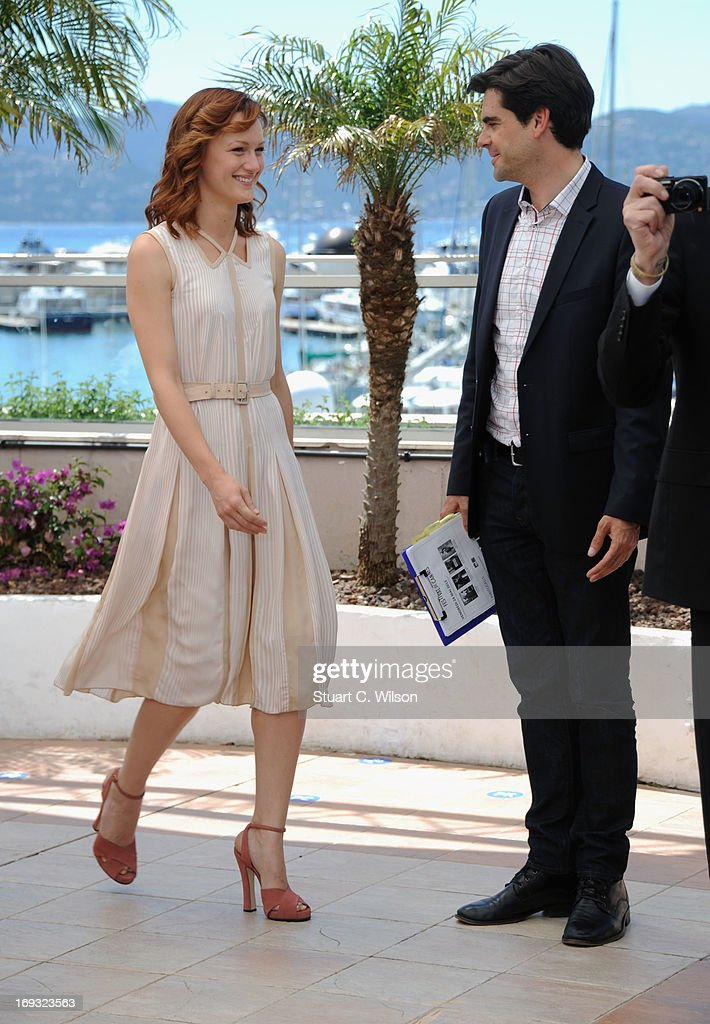 <a gi-track='captionPersonalityLinkClicked' href=/galleries/search?phrase=Kerry+Bishe&family=editorial&specificpeople=4584762 ng-click='$event.stopPropagation()'>Kerry Bishe</a> attends the 'Max Rose' photocall during The 66th Annual Cannes Film Festival at the Palais des Festivals on May 23, 2013 in Cannes, France.