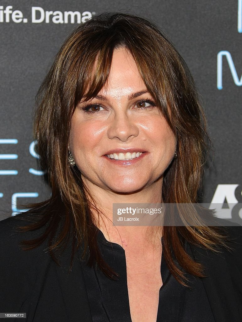 Kerry Ehrin attends the A&E new series premiere of 'Bates Motel' at Soho House on March 12, 2013 in West Hollywood, California.