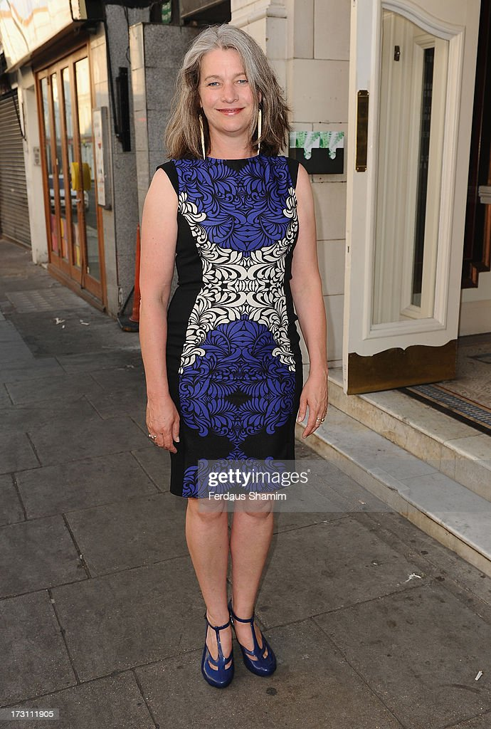 <a gi-track='captionPersonalityLinkClicked' href=/galleries/search?phrase=Kerry+Fox&family=editorial&specificpeople=2836478 ng-click='$event.stopPropagation()'>Kerry Fox</a> attends the UK Premiere of 'Trap For Cinderella' at The Electric Cinema on July 7, 2013 in London, England.