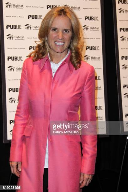 Kerry Kennedy attends THE PUBLIC THEATRE Presents a OneNightOnly Benefit Reading of SPEAK TRUTH TO POWER Voice Beyond the Dark at The Public Theatre...