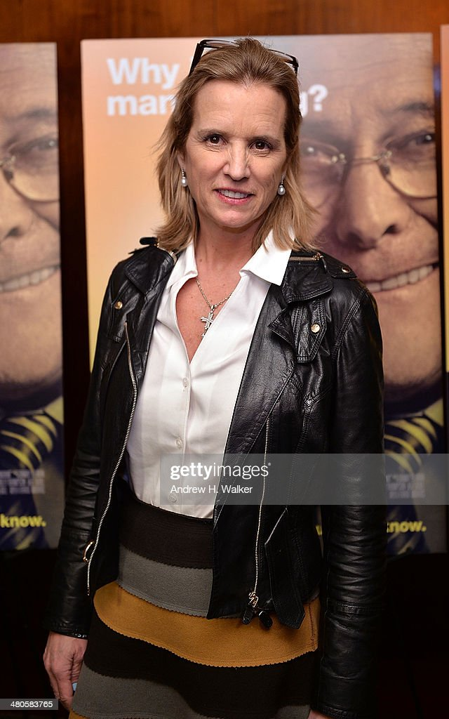<a gi-track='captionPersonalityLinkClicked' href=/galleries/search?phrase=Kerry+Kennedy&family=editorial&specificpeople=632610 ng-click='$event.stopPropagation()'>Kerry Kennedy</a> attends the 'The Unknown Known' screening at Museum of Art and Design on March 25, 2014 in New York City.