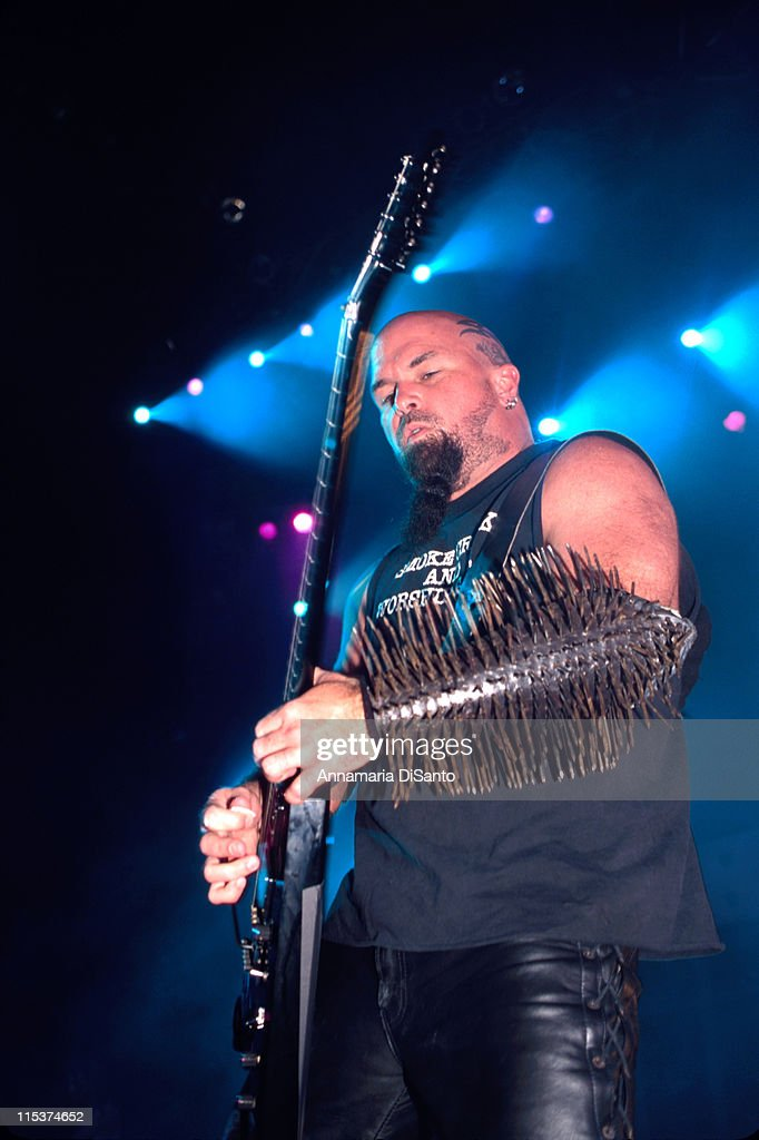 <a gi-track='captionPersonalityLinkClicked' href=/galleries/search?phrase=Kerry+King&family=editorial&specificpeople=236089 ng-click='$event.stopPropagation()'>Kerry King</a> / Guitarist of <a gi-track='captionPersonalityLinkClicked' href=/galleries/search?phrase=Slayer+-+Band&family=editorial&specificpeople=689789 ng-click='$event.stopPropagation()'>Slayer</a> during <a gi-track='captionPersonalityLinkClicked' href=/galleries/search?phrase=Slayer+-+Band&family=editorial&specificpeople=689789 ng-click='$event.stopPropagation()'>Slayer</a> Live at San Diego in San Diego, California, United States.