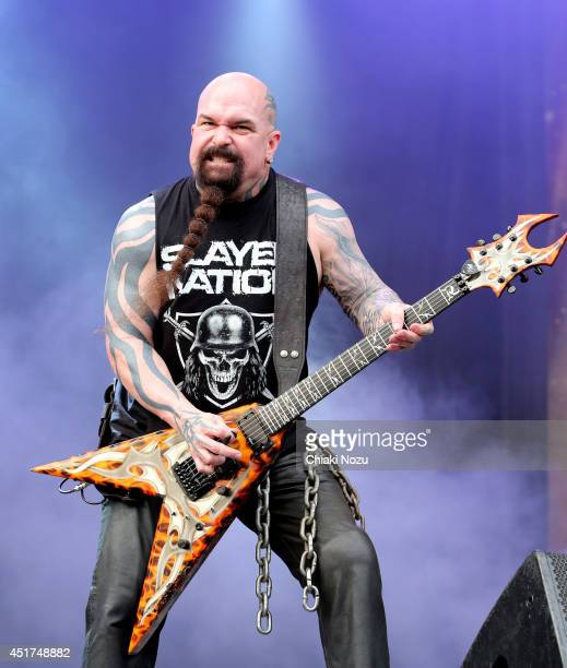 Kerry King Stock Photos And Pictures Getty Images