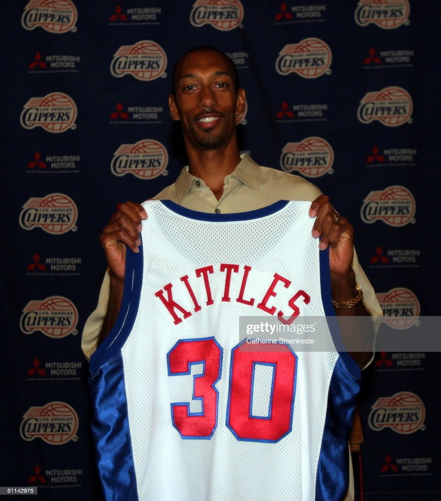 Kerry Kittles Joins Los Angeles Clippers s and