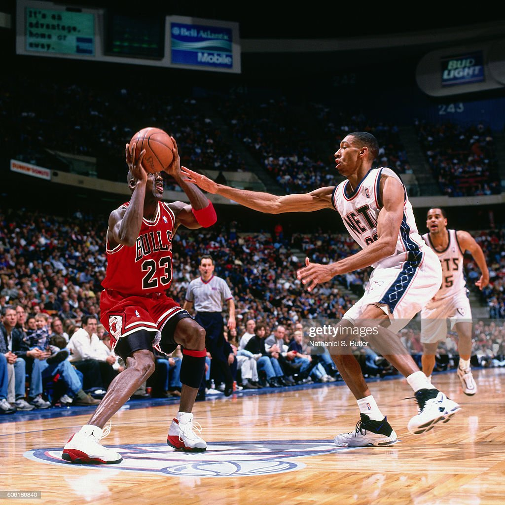 Chicago Bulls v New Jersey Nets
