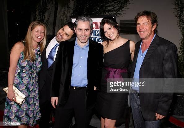 Kerry Kohansky Exec Prod Andrew Miano Producer Paul Weitz Writer Director Mandy Moore and Dennis Quaid