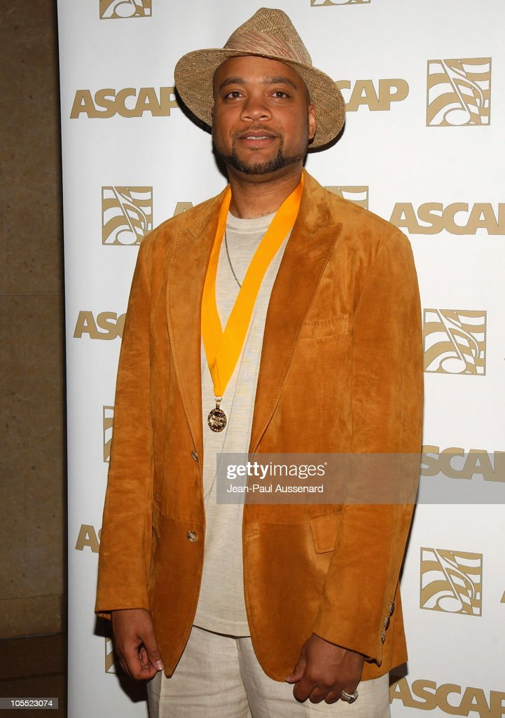 Kerry 'Krucial' Brothers during ASCAP 18th Annual Rhythm Soul Music Awards Arrivals at Beverly Hilton in Beverly Hills California United States