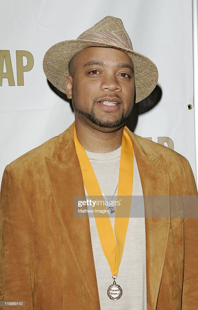 Kerry 'Krucial' Brothers during The 18th Annual Rhythm Soul Music Awards Arrivals at The Beverly Hills Hotel in Beverly Hills California United States