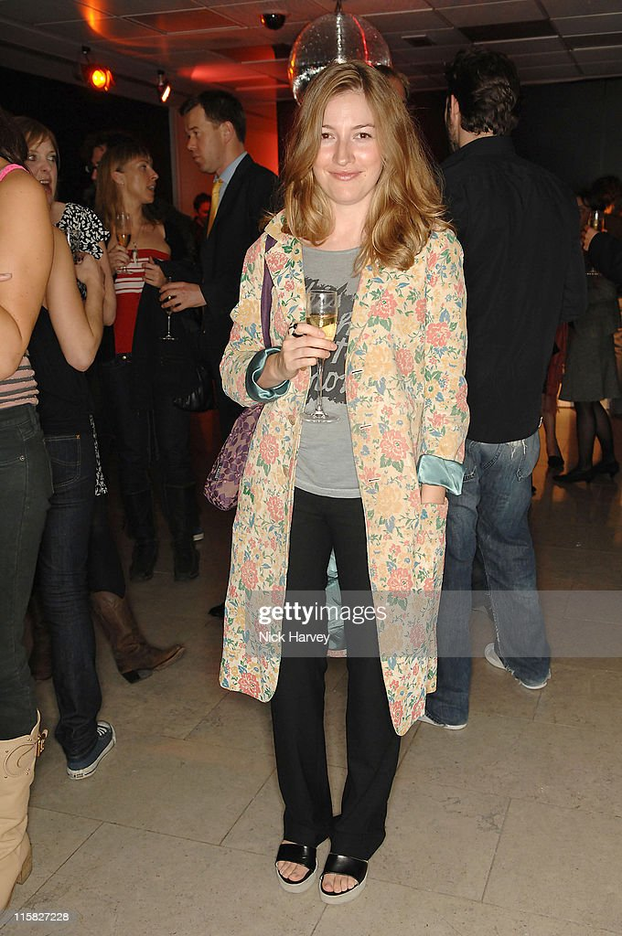 Kerry Macdonald during Launch of the Thomasina Miers Cookbook, Entitled 'COOK' at The Hospital in London, Great Britain.