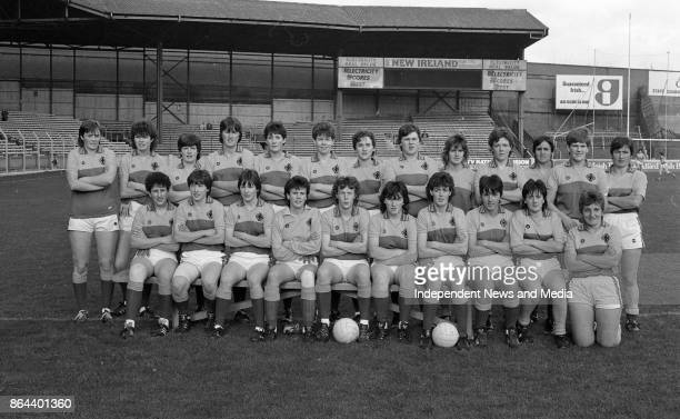 Kerry vs Wexford in the All Ireland Junior Final at Croke Park October 12 1986