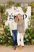 Gwyneth Paltrow And Kerry Washington Host A Live...