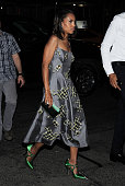 Kerry Washington arrives at Rihanna's Private Met Gala After Party at Up Down on May 4 2015 in New York City