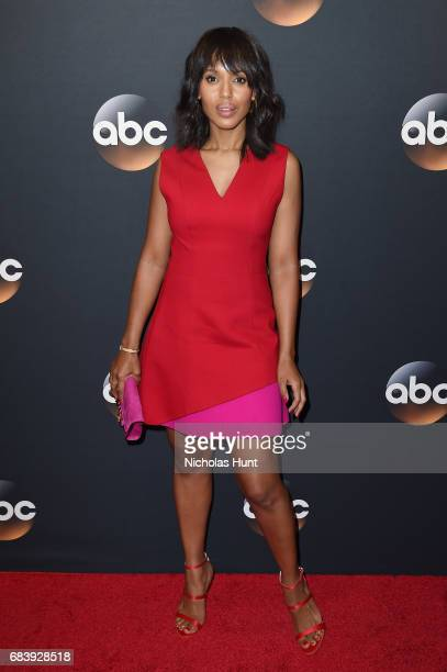 Kerry Washington attends the 2017 ABC Upfront on May 16 2017 in New York City