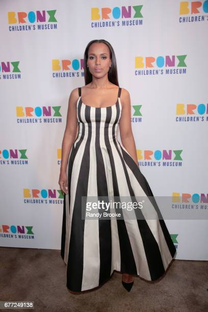 Kerry Washington attends the 2017 The Bronx Children's Museum Gala at Tribeca Rooftop on May 2 2017 in New York City
