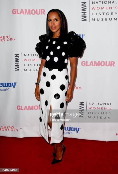 Kerry Washington attends the 6th Annual Women Making History Awards at The Beverly Hilton Hotel on September 16 2017 in Beverly Hills California