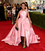 Kerry Washington attends the 'China Through The Looking Glass' Costume Institute Benefit Gala at the Metropolitan Museum of Art on May 4 2015 in New...