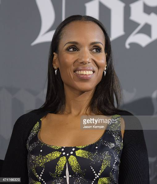 Kerry Washington attends the Los Angeles Times Envelope Screening of 'Scandal' at ArcLight Sherman Oaks on May 20 2015 in Sherman Oaks California