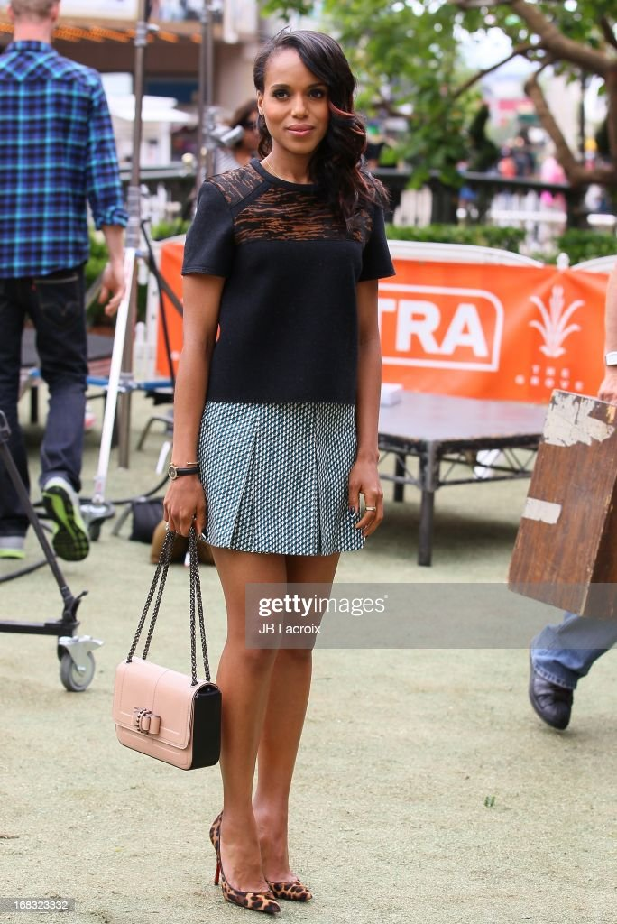 <a gi-track='captionPersonalityLinkClicked' href=/galleries/search?phrase=Kerry+Washington&family=editorial&specificpeople=201534 ng-click='$event.stopPropagation()'>Kerry Washington</a> is seen on May 8, 2013 in Los Angeles, California.