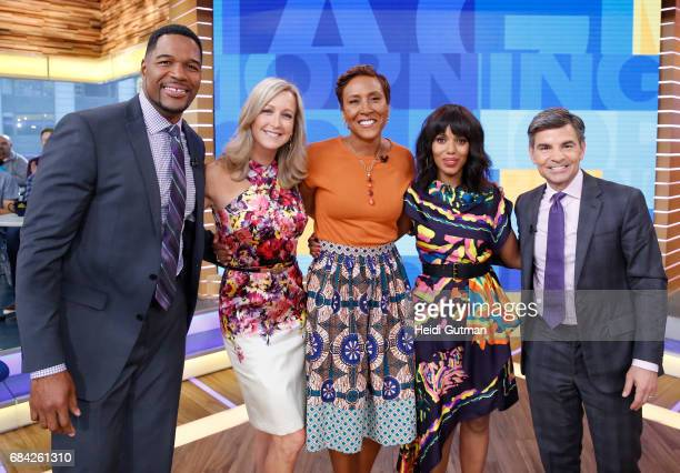 Good Morning America Scandal : Michael gutman stock photos and pictures getty images