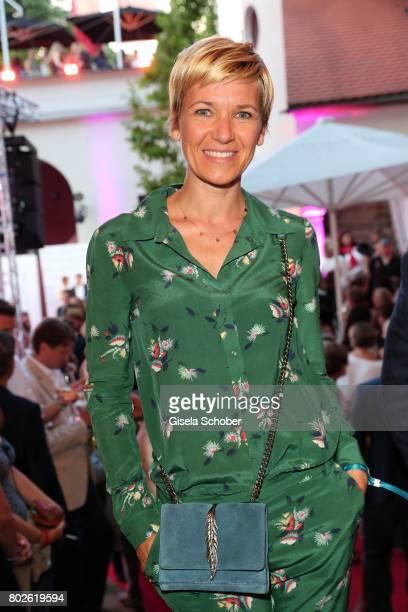 Kerstin Landsmann during the Bavaria Film reception during the Munich Film Festival 2017 at Kuenstlerhaus am Lenbachplatz on June 27 2017 in Munich...