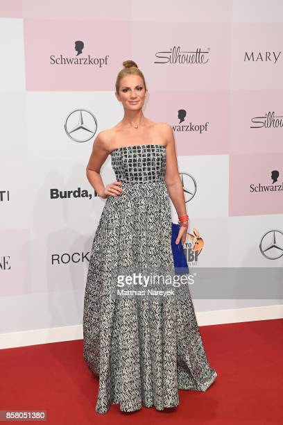 Kerstin Linnartz attends the Tribute To Bambi at Station on October 5 2017 in Berlin Germany
