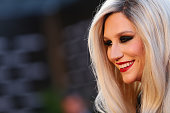 Kesha attends Calzedonia Summer Show Forever Together on April 16 2013 in Rimini Italy