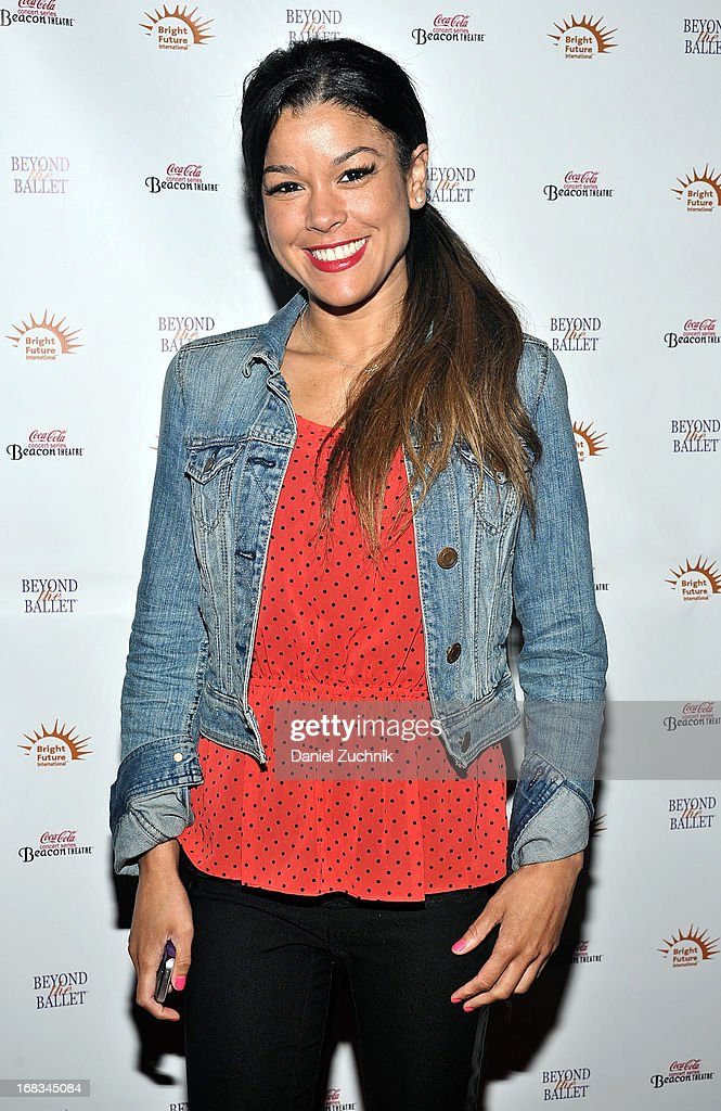 Kesha Nichols attends Beyond The Ballet Showcase Gala at The Beacon Theatre on May 8, 2013 in New York City.