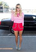 Kesha seen at LAX on September 23 2014 in Los Angeles California