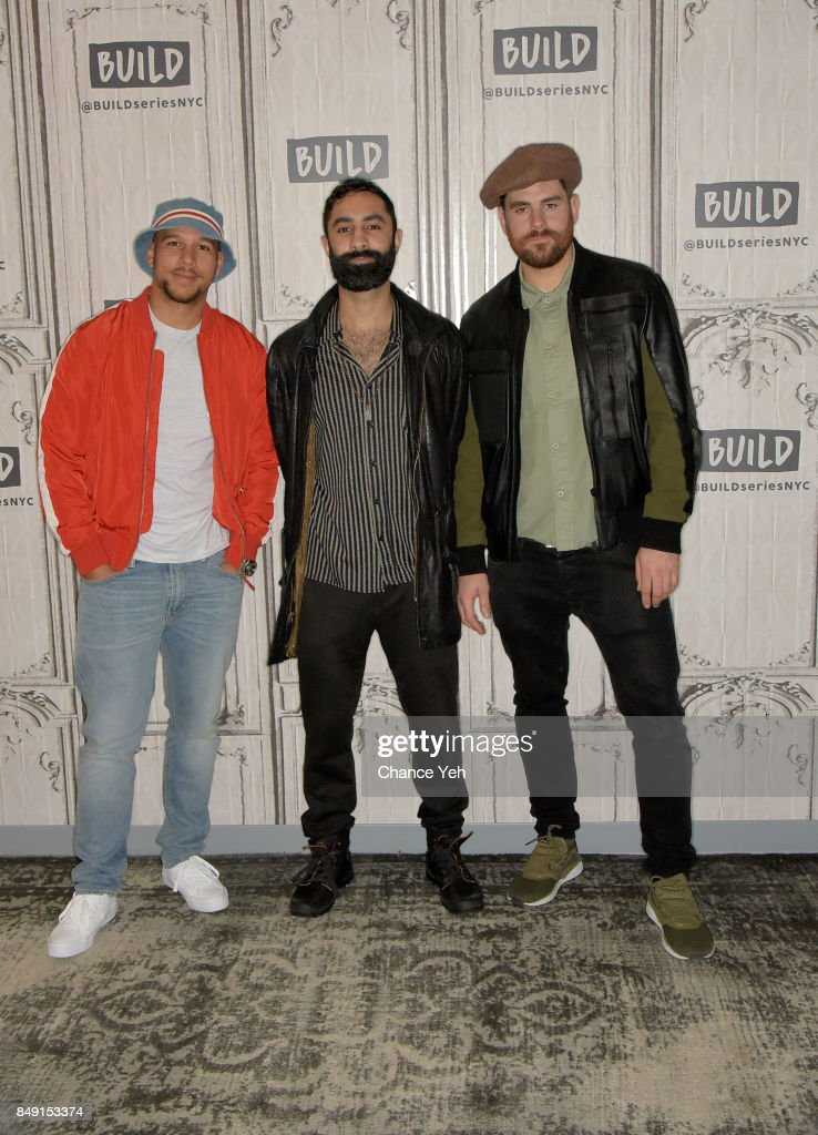 """Build Presents Rudimental Discussing Their Single """"Sun Comes Up"""""""