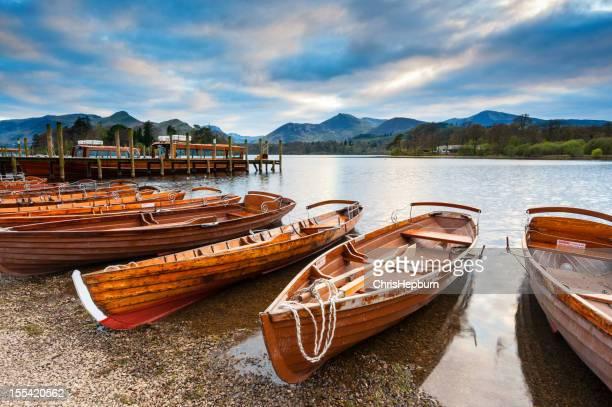 Keswick Boats, Derwentwater, Lake District