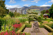 Hope Park, Keswick, the Lake District, Cumbria, England.