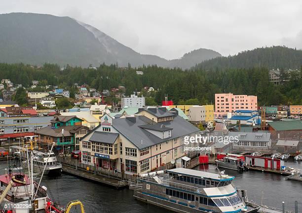 Ketchikan Alaska Downtown