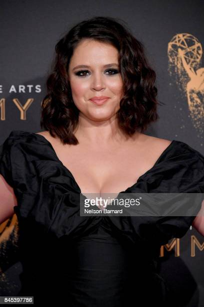 Kether Donohue attends day 2 of the 2017 Creative Arts Emmy Awards on September 10 2017 in Los Angeles California