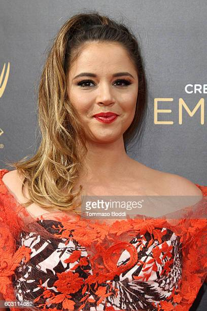 Kether Donohue attends the 2016 Creative Arts Emmy Awards held at Microsoft Theater on September 11 2016 in Los Angeles California