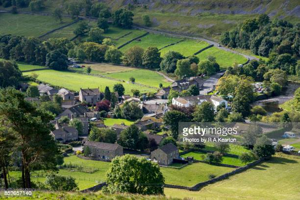 Kettlewell village, Upper Wharfedale, Yorkshire Dales