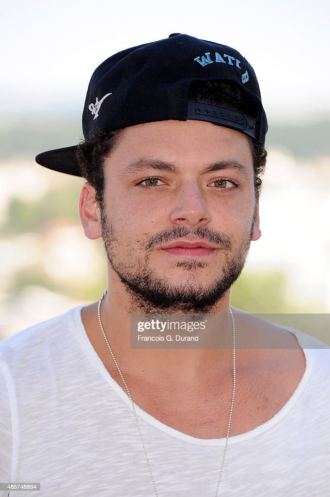 <a gi-track='captionPersonalityLinkClicked' href=/galleries/search?phrase=Kev+Adams&family=editorial&specificpeople=8192242 ng-click='$event.stopPropagation()'>Kev Adams</a> attends a photocall during the 8th Angouleme French-Speaking Film Festival on August 29, 2015 in Angouleme, France.