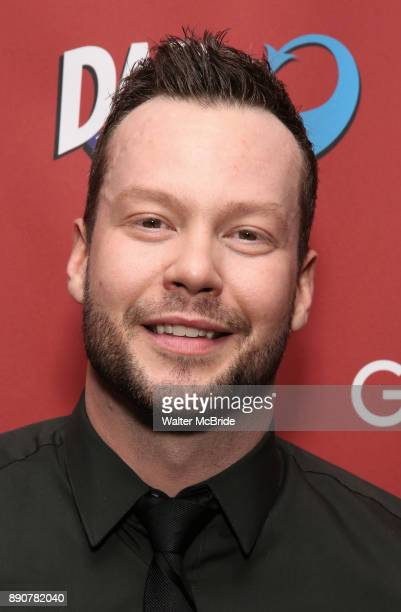 Keven Quillon attend the cast party for the Roundabout Theatre Company presents a OneNight Benefit Concert Reading of 'Damn Yankees' at the Stephen...