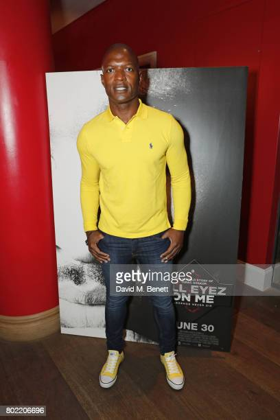 Kevin Adams attends a special screening of 'All Eyez On Me' at The Ham Yard Hotel on June 27 2017 in London England