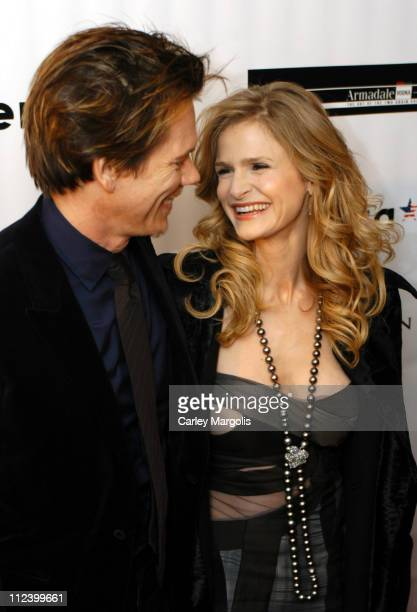 Kevin Bacon and Kyra Sedgwick during 'The Woodsman' New York City Premiere at The Skirball Center in New York City New York United States
